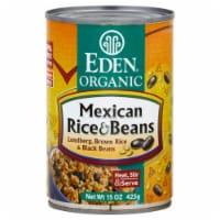 Eden Organic Mexican Rice & Beans