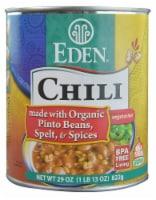 Eden Vegetarian Pinto Beans Chili