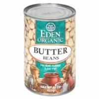Eden Organic Butter Beans
