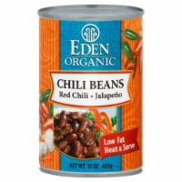 Eden Organic Chili Beans