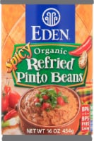 Eden Organic Spicy Refried Pinto Beans