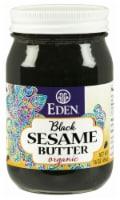 Eden Foods  Organic Black Sesame Butter