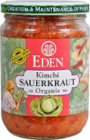 Eden Organic Kimchi Sauerkraut