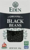 Eden Organic Dry Black Beans