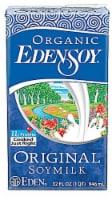Eden Foods  Organic EdenSoy® Soymilk Dairy Free   Original