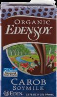 Organic Edensoy Carob Soy Milk
