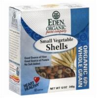 Eden Organic Small Vegetable Shell Pasta