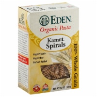 Eden Organic Kamut Spiral Pasta