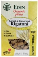 Eden Foods  Organic Pasta Kamut and Buckwheat Rigatoni