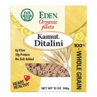Eden Foods Organic Pasta Company Kamut Ditalini