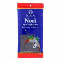 Eden Foods Nori Sea Vegetable Sheets