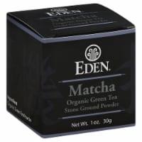 Eden Matcha Organic Green Tea Powder