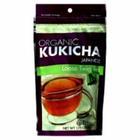 Eden Kukicha Organic Japenese Loose Twig Tea