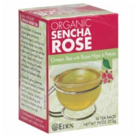 Eden Organic Sencha Rose Green Tea