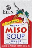 Eden Instant Miso Soup