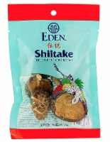 Eden Foods  Tree Organic Dried Whole Mushrooms Shiitake