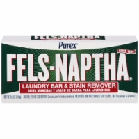 Purex Fels-Naptha Laundry Bar & Stain Remover