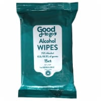 Good To Go Alcohol Wipes