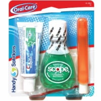 Handy Solutions Oral-Care Travel Set