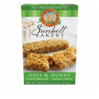 Sunbelt Bakery Oats & Honey Chewy Granola Bars