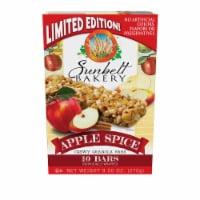 Sunbelt Bakery Apple Spice Chewy Granola Bars - 10 ct / 0.95 oz
