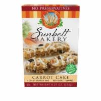 Sunbelt Bakery Carrot Cake Chewy Granola Bars