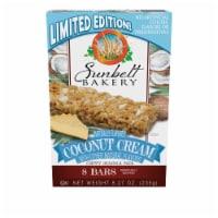 Sunbelt Bakery Natural Coconut Cream Chewy Granola Bars
