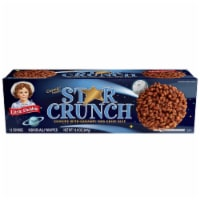 Little Debbie Star Crunch Caramel and Crisp Rice Cookies