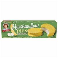 Little Debbie Banana Marshmallow Pie Snack Cakes