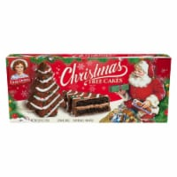 Little Debbie Chocolate Christmas Tree Snack Cakes
