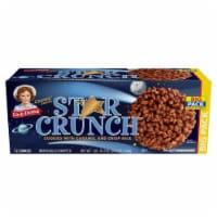 Little Debbie Star Crunch Caramel & Crisp Rice Cookies Big Pack