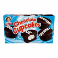 Little Debbie Chocolate Creme Filled Cupcakes