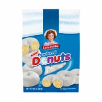 Little Debbie Mini Powdered Donuts 20 Count