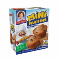 Little Debbie Blueberry Mini Muffins