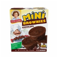 Little Debbie Chocolate Mini Brownies