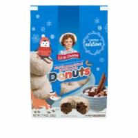 Little Debbie Cinnamon Spiced Hot Chocolate Mini Donuts