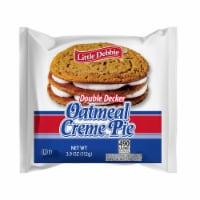 Little Debbie Double Decker Oatmeal Creme Pie