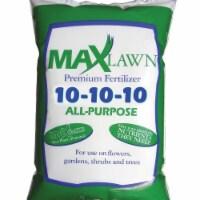 Maxlawn 055690 40 lbs 10-10-10 Lawn & Garden Fertilizer - 1