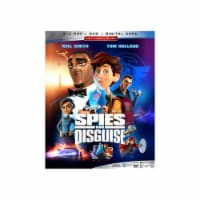 Spies in Disguise (2020 - Blu-Ray)