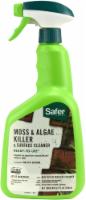 Safer Brand® Moss & Algae Killer & Surface Cleaner Spray - 32 oz