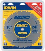 Irwin Marathon Table Saw Blade - 10 in