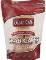 Ocean Cafe Cajun Crab Cakes - 17 oz
