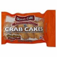 Ocean Cafe Cajun Crab Cakes