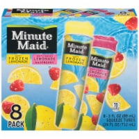 Minute Maid Soft Frozen Lemonade Variety Pack - 24 fl oz