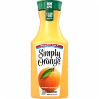 Simply Orange Medium Pulp with Calcium & Vitamin D Orange Juice
