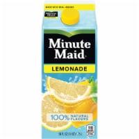 Minute Maid Lemonade Juice Drink