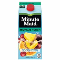 Minute Maid Tropical Punch Juice Drink