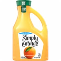 Simply Orange Calcium and Vtiamin D Pulp Free Orange Juice
