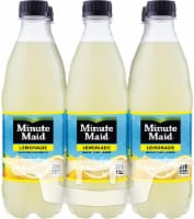 Minute Maid Lemonade Fruit Drink