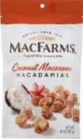 MacFarms Coconut Macaroon Macadamias